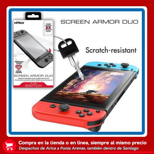 Protector Pantalla Vidrio Templado PARA NINTENDO SWITCH Disponible para consola normal y Lite Comprar Aca … https://t.co/yMjGa7nRc1 https://t.co/pbzRJFWOTb