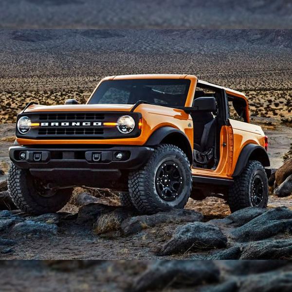 #FrenteAFrente  Ford Bronco vs Jeep Wrangler   Análisis 📰➡️ https://t.co/hOLf2uPVqQ   @FordMX @JeepMx  #Bronco #Wrangler #Ford #Jeep #OffRoad #Todoterreno https://t.co/o7o6EtXtZ2