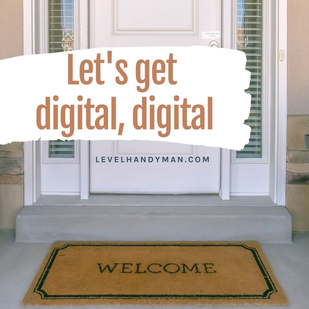 🎤 Let's get digital, digital. You wanna get digital. Let's get into digital. 🎤  Upgrade your porch with a Ring video doorbell. You'll never miss a visitor or package again. Not sure how to get started? Contact Level, and we will help you get digital. #handyman #ring #okc https://t.co/Rph6XGNEhP