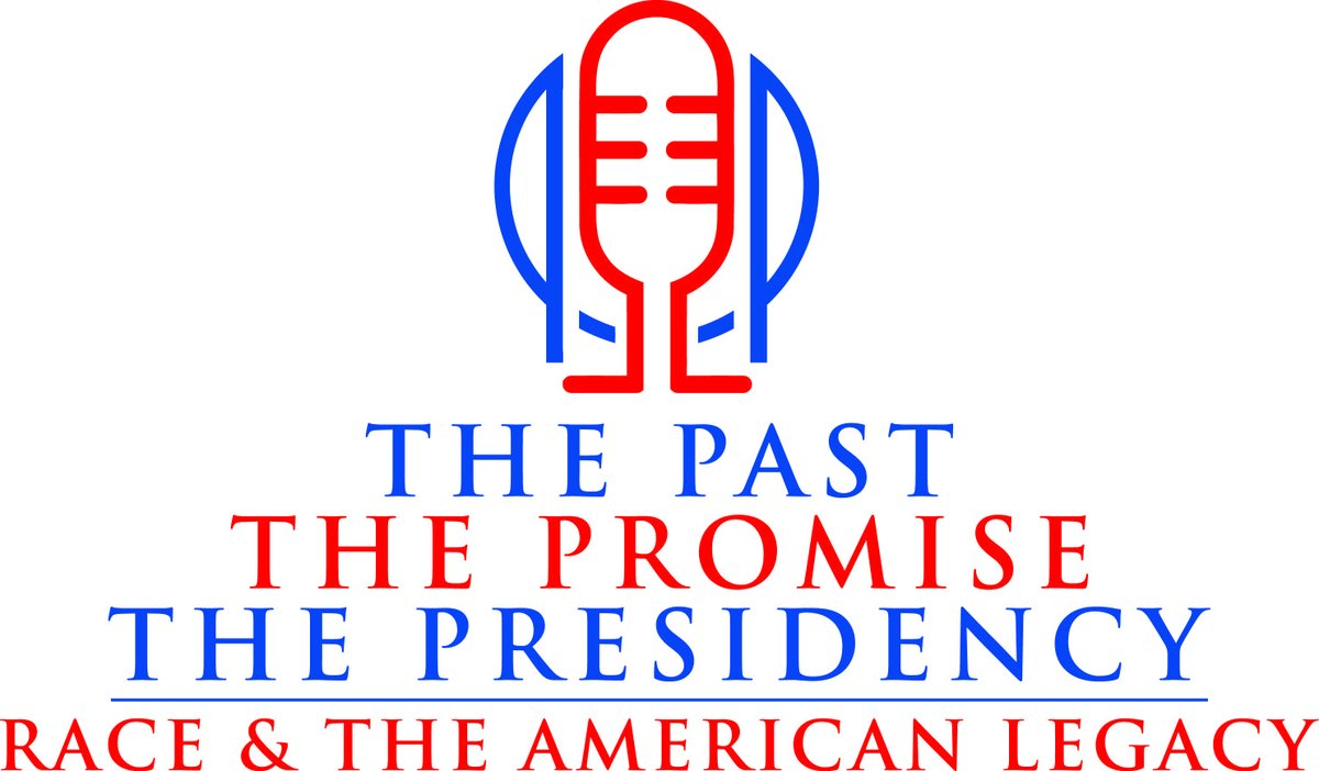 """🚨The CPH has a new podcast!🚨 """"The Past, the Promise, the Presidency""""- w/ co-hosts @lmchervinsky @SharronWConrad & @jeffreyaengel.  Season 1, """"Race & the American Legacy"""" explores the history of race relations in the U.S., through the lens of the presidency (Lincoln to Trump)./1 https://t.co/ML6meF4r4l"""