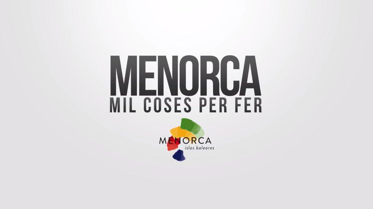 La #agenda de actividades culturales y deportivas de #Menorca   https://t.co/2JyFvcXRWN https://t.co/hEWhycjn5a