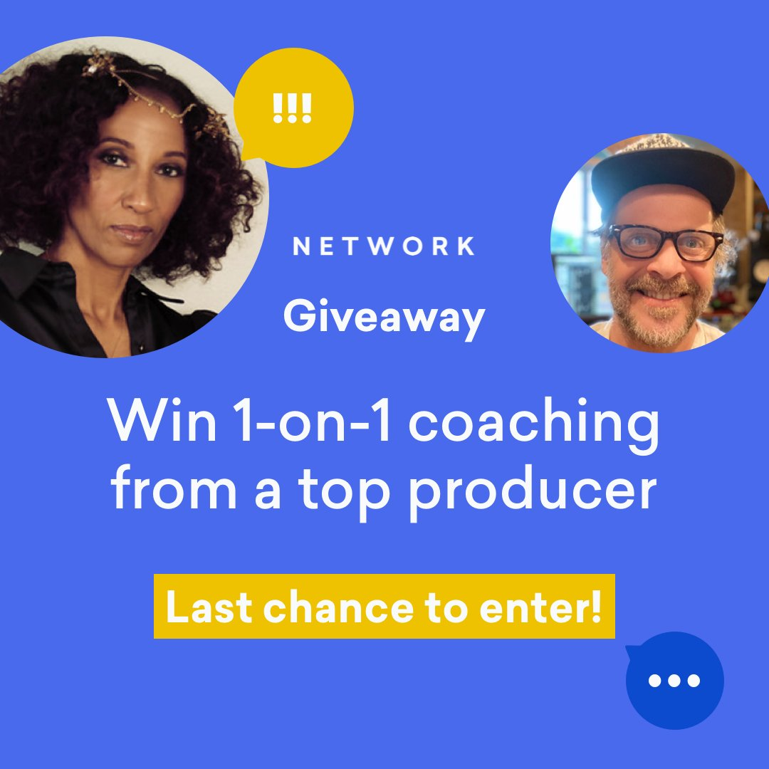 Only a few days left to enter the #LANDRGiveaway contest!   Get coaching from a top producer so you can turn your track into a next-level hit.   Details: https://t.co/hkgRRyu6Tv https://t.co/LpsnTcEIxy