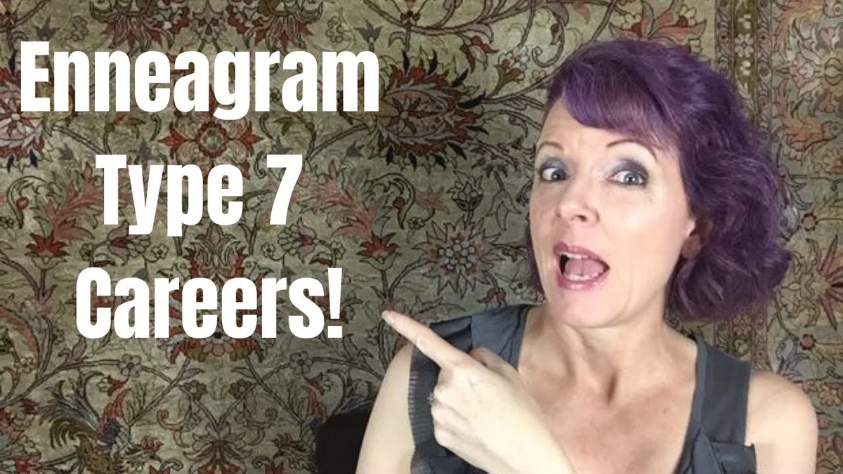Career advice for the #Enneagram7, based on my own experience and knowledge: https://t.co/hm3MkJAQVm #EnneagramSeven https://t.co/RwQM90zjTP