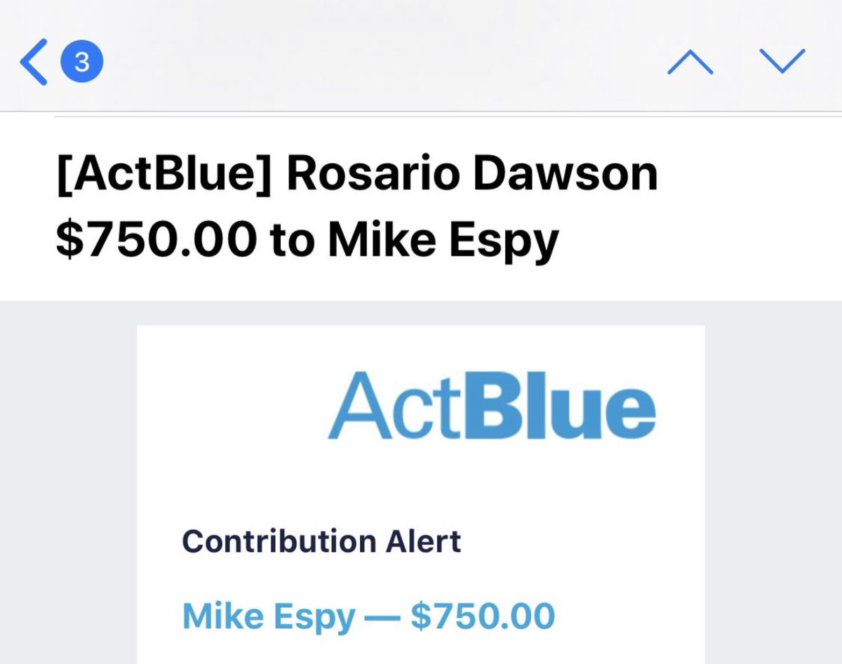 Brian! @brianschatz I don't know if I am jealous or happy but you just inspired my girlfriend to join our efforts to elect Mike Espy and send Mitch McConnell into the minority.   I'm watching you Schatz!   Don't mess with Jersey.   (And please we need more people to contribute!) https://t.co/zOBfnngi16 https://t.co/M5aK6l0QOC