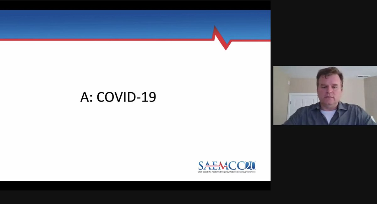 What is the biggest healthcare disruptor of all time? Hint: it's not Google, Amazon, or Apple. Aaron Martin, MBA keynote speaker at #SAEM20 Virtual Consensus Conference on Telehealth in EM. https://t.co/ekMpMkcjhX