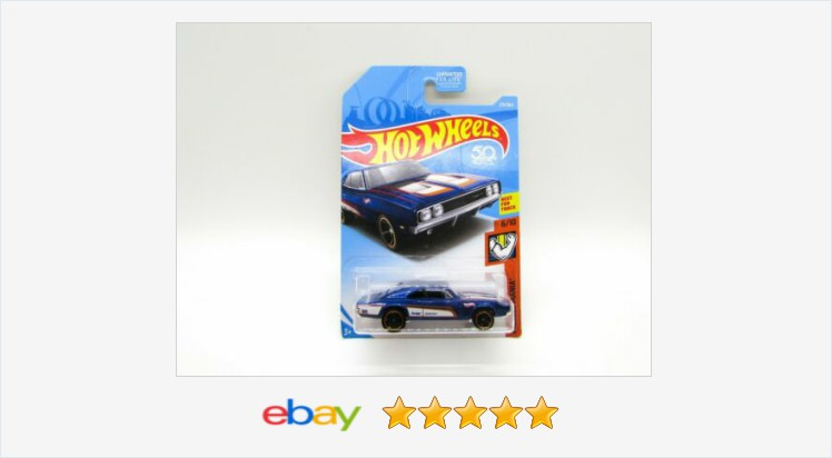 Hot Wheels 1969 Dodge Charger 500 Blue Car NIP Muscle Mania 2017 Malaysia  #eBay #hotwheels #collectible #DodgeCharger #Dodge #charger  https://t.co/xE3THGijMq (Tweeted via https://t.co/nQi0oquTl3) https://t.co/9oHZvk0Wfb