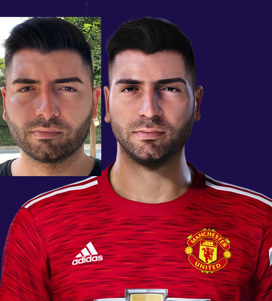 New personal face  #PES2021  @GokmenRest  Do you want to see your game face in PES? Contact me (DM) #eFootballPES2021 #eFootballPES2020 #PES2020 #PES2019 #PES2018 https://t.co/9hT7zv9nfc