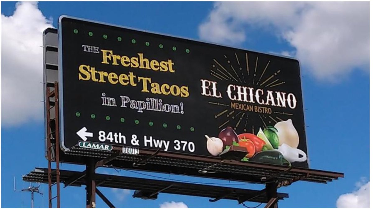 Come check us 👀out❗️Conveniently located at 🗺 84th and 370❗️Freshest Street Tacos 🌮in Papillion❗️elchicanobistro #papillon #nebraska #tacos #streettacos #tacos2020 https://t.co/pCaDiG39P5
