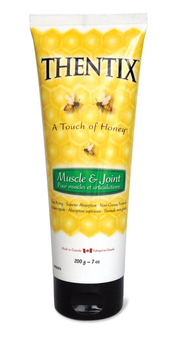 #Natural #Thentix Muscle &Joint Formula provides soothing relief from muscle and joint pain, sinus headaches, #arthritis & more. It's Health Canada Certified #AllNatural and it really works! https://t.co/zafm6o4jGr