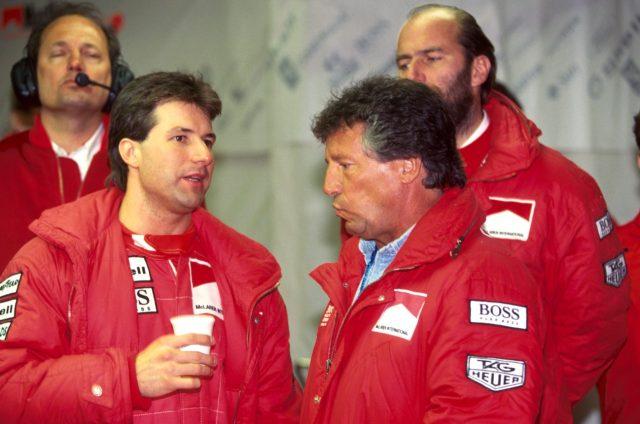 "@AngelMelodie2 @jim_knipe @michaelandretti @MarcoAndretti @JarettAndretti @MarioAndretti @JeffAndretti @bourdyot_ @jlcooke99 @Rinoire @orsoladelzenero @FollowAndretti Looks like Ron's taking a nap! Michael; ""Two mechanics and a Team Principle walk into a bar,"" Mario, ""Ah ah, troppo divertente Michael"" 🤔😂😂😉🏁🍷🏁 #Legend 🏆 https://t.co/4uNNYx411X"