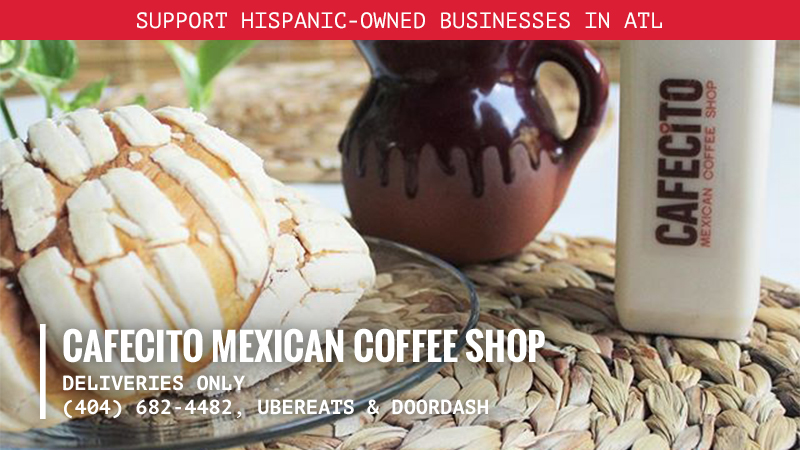 Cafe con leche or homemade #horchata? It's a tough choice, but at Cafecito Mexican Coffee Shop you can have both! This cafe specializes in Mexican fusion drinks and is a must-visit for a coffee date or picking up your daily brew. #HispanicHeritageMonth https://t.co/IoeKkbjPUg