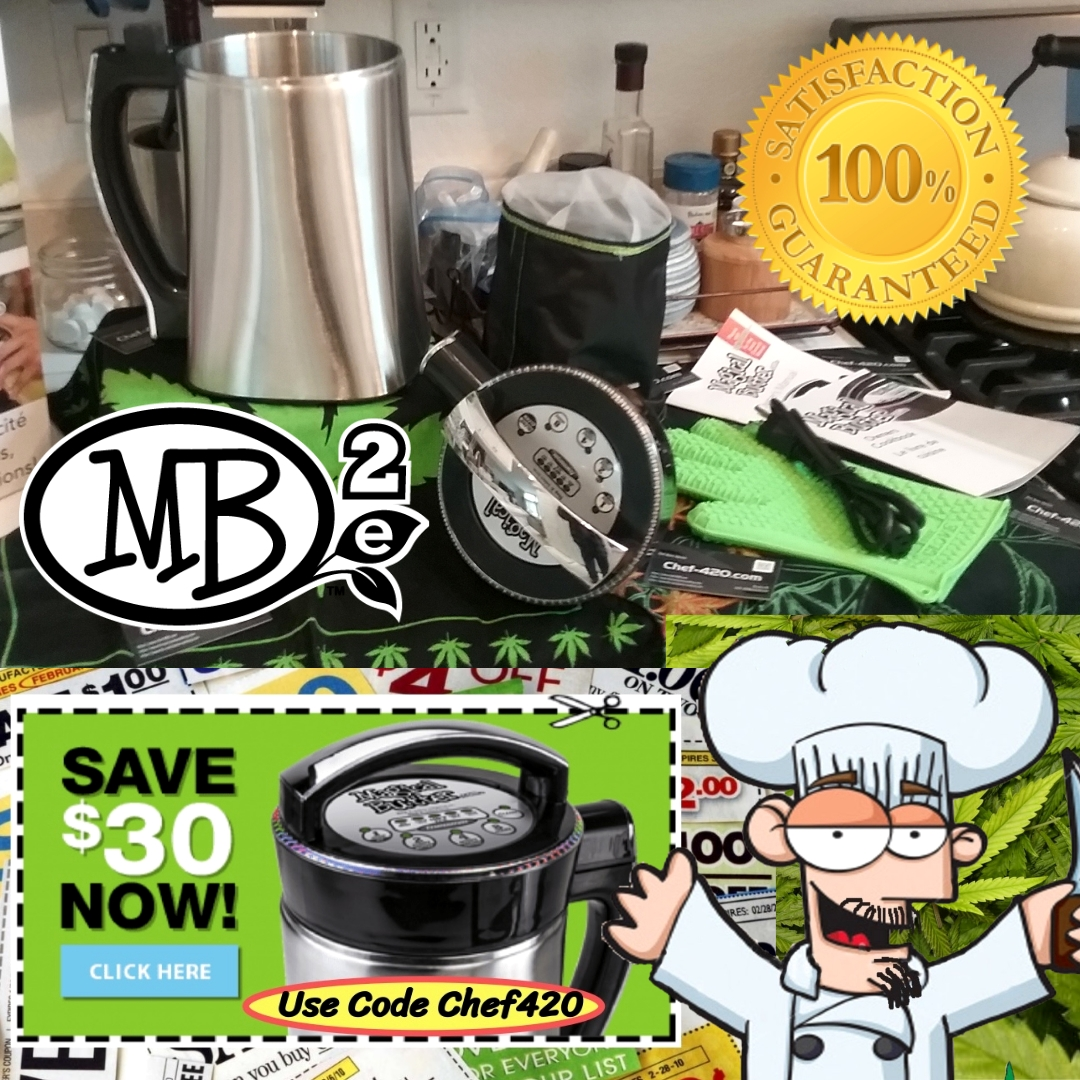 Chef 420s Reviews the Magical Butter Machine. If you are Interested in getting a MB 2e Infuser, I'll break it down for you.  >>https://t.co/YJAr84m7nW  #Chef420 #Edibles #Medibles #CookingWithCannabis #CannabisChef #CannabisRecipes #InfusedRecipes @MagicalButter #CannaFam https://t.co/PUryCeKYE8