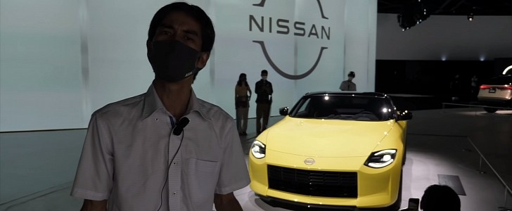 Walkaround Video: The Nissan 400Z Concept Looks Amazing IRL https://t.co/VS7ytCcncc https://t.co/b6EBpQSFue