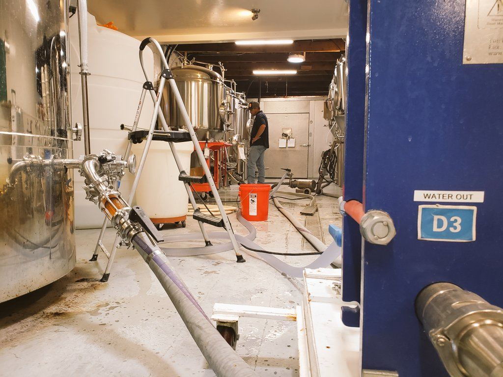 We heard you liked our High Impact IPA, so we brewed another 400 gallons today. On tap late October. 🍻 https://t.co/V6ORTApBXu