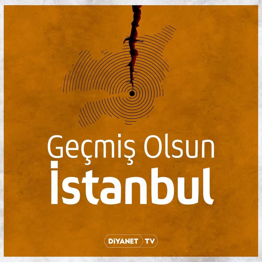 #deprem #GeçmişOlsun #İstanbul #İstanbulDeprem https://t.co/6Szx1Rbt3O