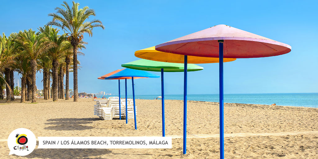 In #Torremolinos there are many charming beaches and coastal spots 😍 One standout is #LosAlamosBeach which extends all the way to the mouth of the Guadalhorce river!   👉 https://t.co/dyDvL69iBo  #BackToSpain #SpainCoast https://t.co/kvOFdpdqjA