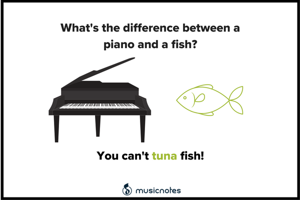 Happy Friday all! Another shameless music joke but we need to keep it light at the moment don't we?  📷from @musicnotes  #fridayfun #FridayFeeling #musician #Music #piano https://t.co/vAbLGSHRtI