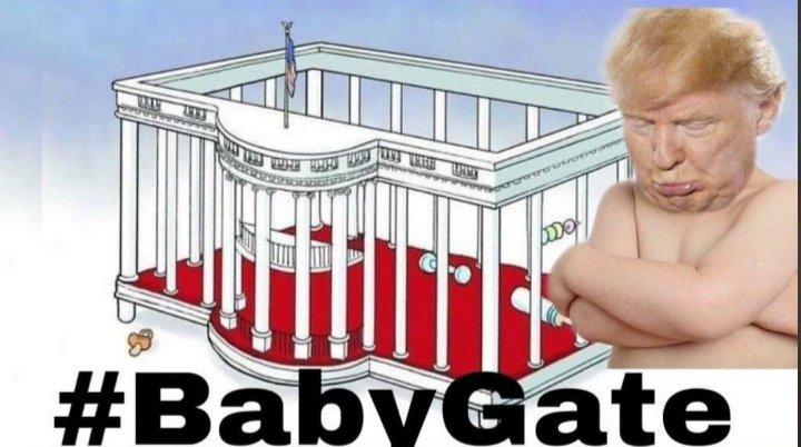 @realDonaldTrump #babygate https://t.co/MQZ9OuSeCo