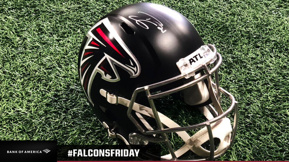 Replying to @AtlantaFalcons: Who wants a signed full-size Todd Gurley helmet?!  RT for your chance to win.   #FalconsFriday