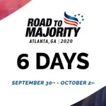 Image for the Tweet beginning: Road to Majority is the