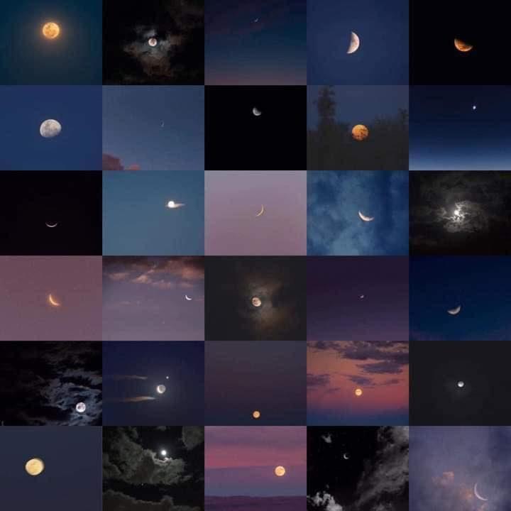 Para los amantes de la Luna. https://t.co/1Fu2JOzk0c