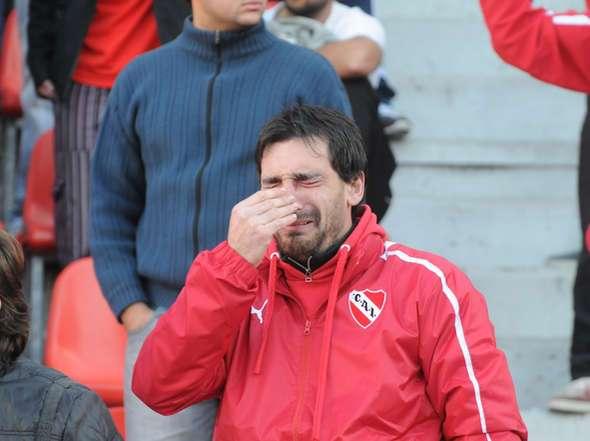 Pequeña parcialidad del fútbol Argentino que ve como el Lolo Miranda es figura en #Racing. https://t.co/UkuJVgVkOF
