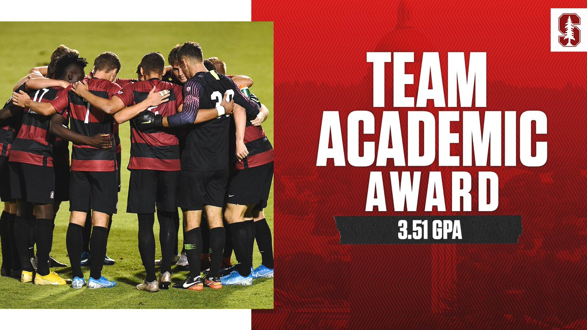 When we say best of both worlds, we mean it.  Stanford honored by @UnitedCoaches with Team Academic Award for 2019-20 school year.  🤓 https://t.co/aNHErVf7rQ  #GoStanford https://t.co/g4Jj8WFGd0