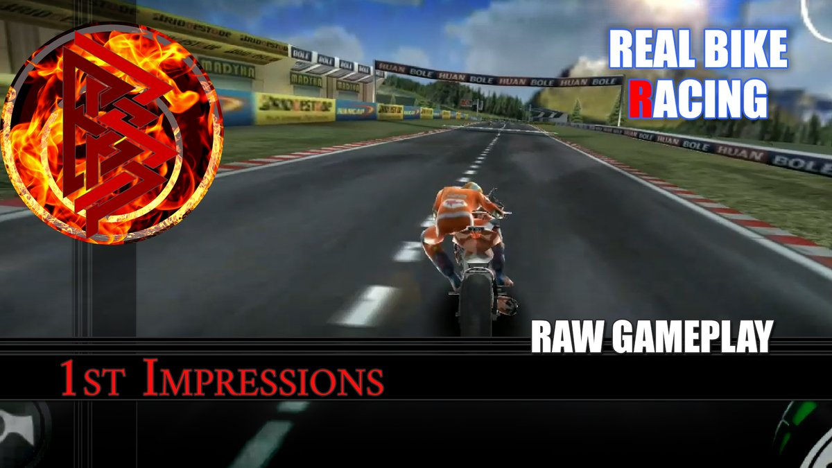#Android #Motorcycle #Racer ... Real Bike #Racing... is not good, unless you are into forced adverts and poor handling.  #Android #iOSAppStore #Gamer #MobileGames #Superbikes #MobileGaming #MotoGP   https://t.co/dm6LrhoNKu https://t.co/Am0bJOL5uc