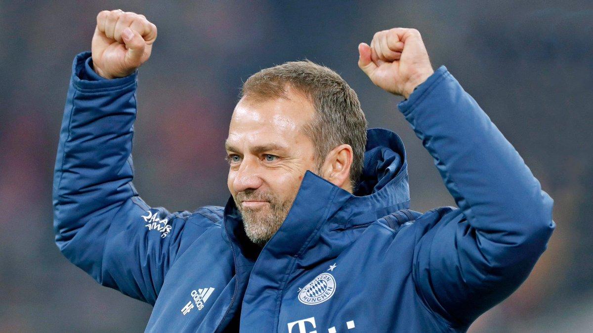 38 partidos oficiales con el Bayern y 4 títulos (1 cada 9.5 partidos). Si gana la Supercopa de Alemania serán 5 en 40 (1 cada 8). Insuperable. https://t.co/KaOzEQjKVv