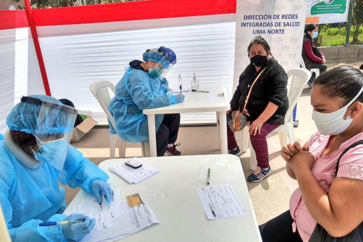 [Fotogalería] El Ministerio de Salud @Minsa_Peru brinda diversos servicios de salud en el Rimac, Los Olivos y Santa Anita. https://t.co/lPJQyWFiXj https://t.co/1r9WG1MPS2
