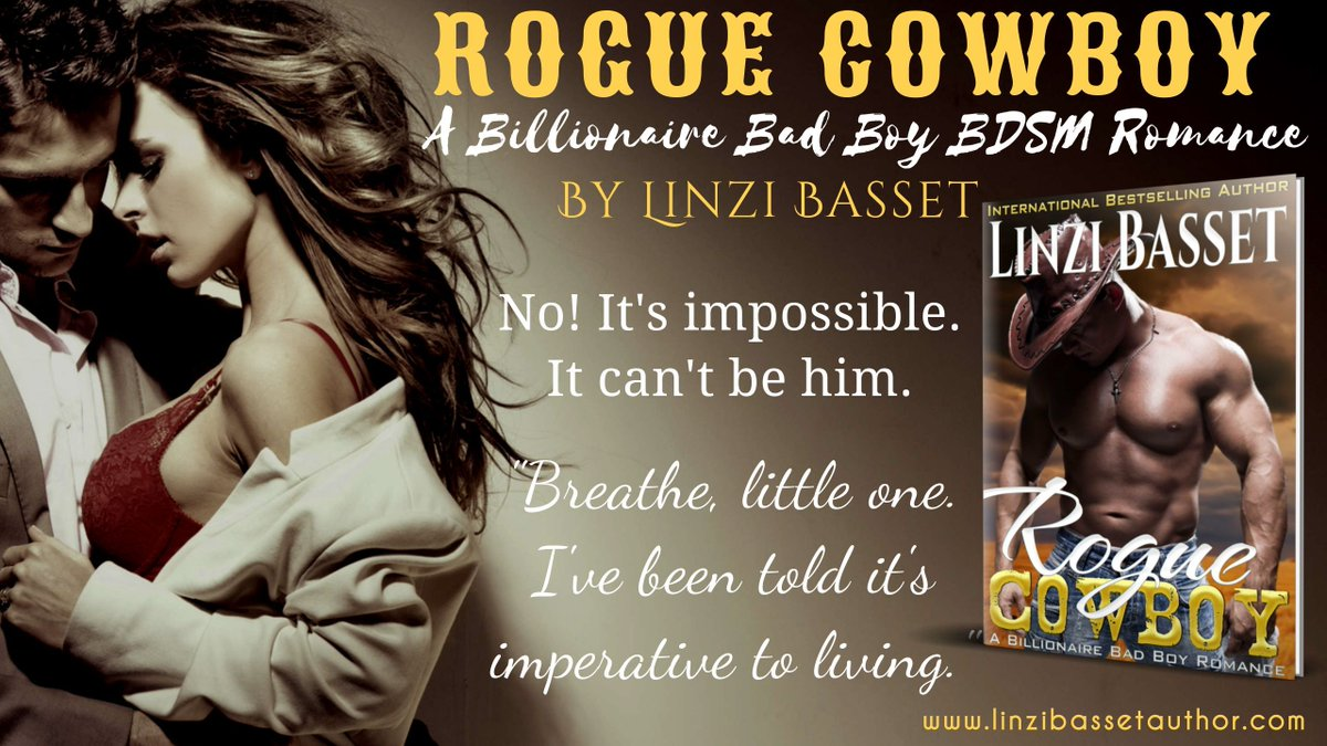 ROGUE COWBOY If cowboy hats, jeans, muscles, & a deep southern drawl turns you on look no further. With perfect Texan flavored recipe of mystery, heartache, greed, passion, & lust, it'll lasso your heart & rope you right in. https://t.co/vhhZ4JsCaC #Cowboys #NewRelease #Romance https://t.co/tNrbHBQ2Ym