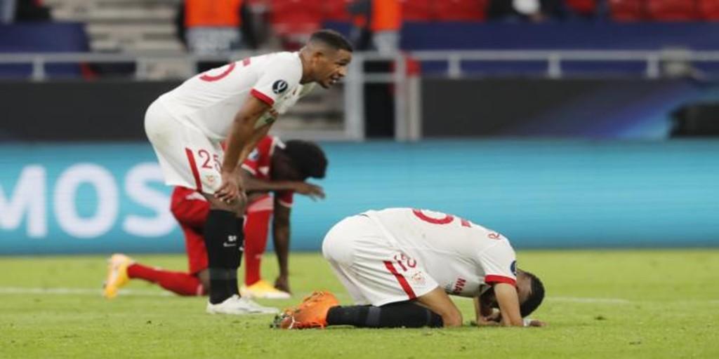 #Deportes #Fútbol El Sevilla se ahoga en la orilla https://t.co/2rrqFcWeho https://t.co/bVpEMSkXdu