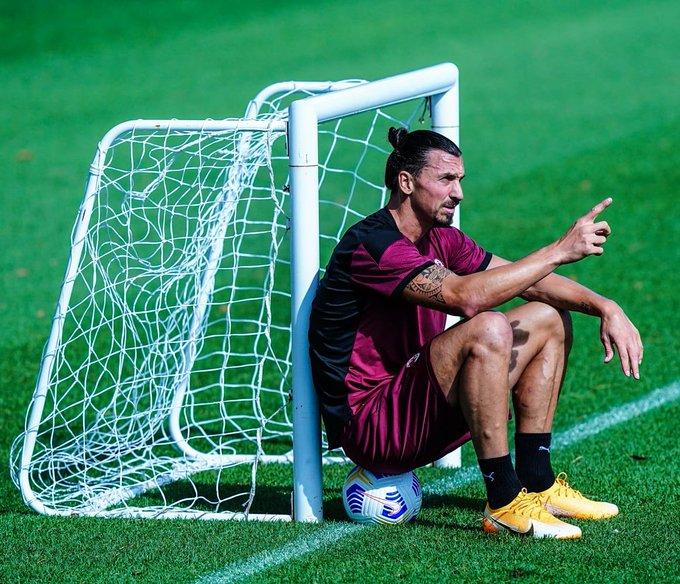 #Deportes | El coronavirus vs. Zlatan: Ibrahimovic dio positivo por Covid-19 https://t.co/mrnRuODsns https://t.co/cKFzefiN1I