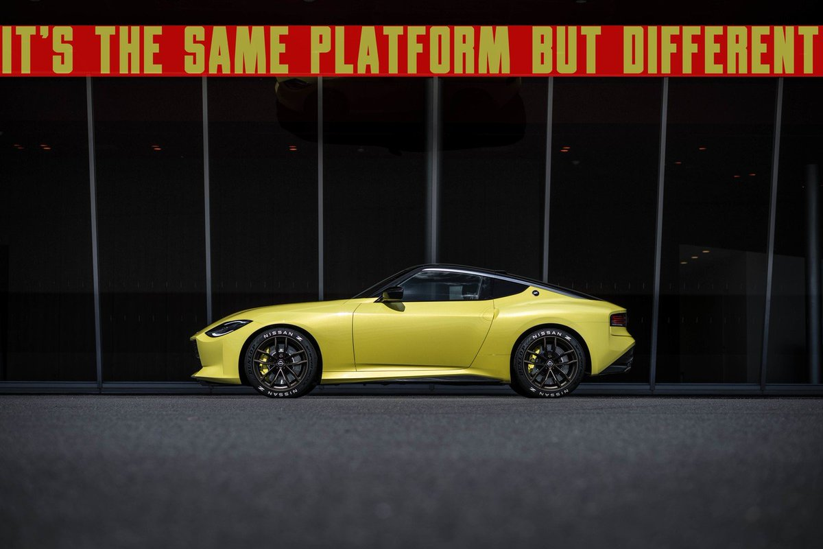 Nissan's Z Platform Evolved to Underpin the Z Proto and 400Z https://t.co/D3LZs1dNKM https://t.co/4KaZSbsrnX
