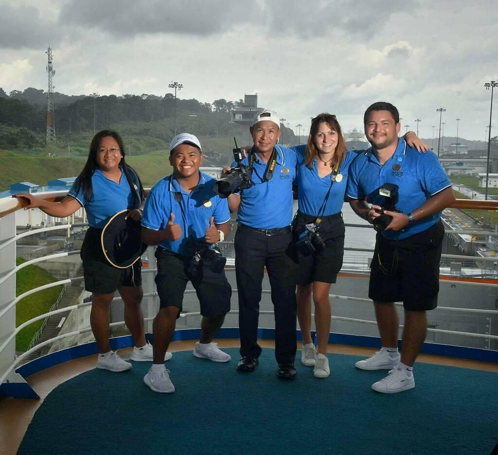 The first time in Panama you'll never forget 😂😂😂 #Panama #PanamaCanal #CanalDePanama #CaribbeanPrincess #PrincessCruises #shiplife #crewlife #photographers #PrincessPhotographers #tbt https://t.co/qMQDXrrCHy https://t.co/EDpUiOdXZh