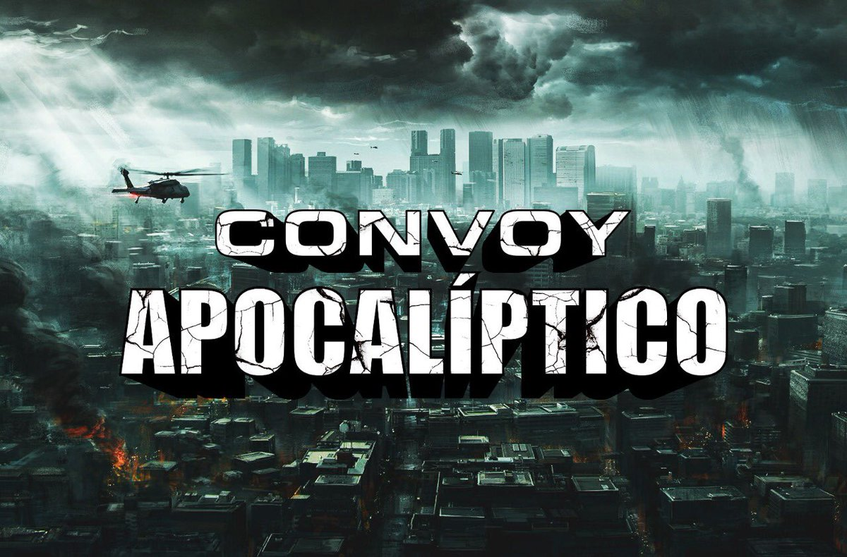 #ConvoyApocalíptico https://t.co/5z4taJAkoB