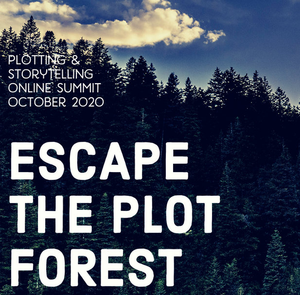 The #PlotSummit starts in one month! 4 days, 17 speakers (including yours truly) and so much good content. Come write with us: https://t.co/TePpVUNdgM #writingcommunity #amwriting #writingtips https://t.co/bQnQT8l1R6
