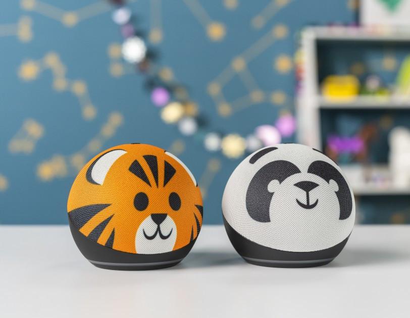 アマゾンがEcho Dotを球体に再設計、キッズ版に動物のデザインと読書機能を追加 – TechCrunch Japan アマゾン、防犯ホームドローンや球型エコー発表 - WSJ