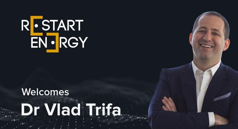 # IoT Pioneer Dr Vlad Trifa joins Restart Energy My Blog - https://t.co/pW1ziUHZ0p https://t.co/qIpcGirv7V https://t.co/WZqHt9XEm1