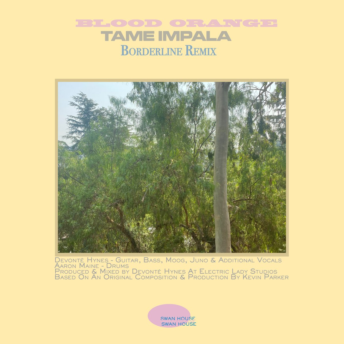 "Hear Blood Orange's new remix of @TameImpala's ""Borderline"" https://t.co/oMn32bfkCK https://t.co/pBQMlkePSs"
