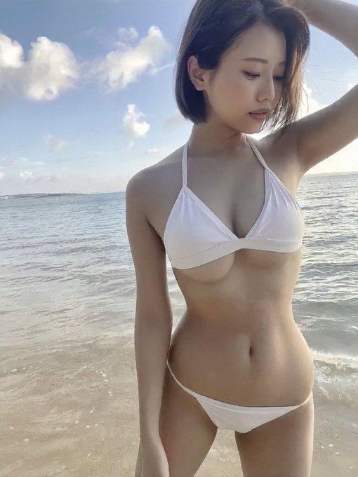 AV女優二階堂夢のTwitter自撮りエロ画像1