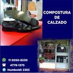 Image for the Tweet beginning: Compostura de Calzado en la