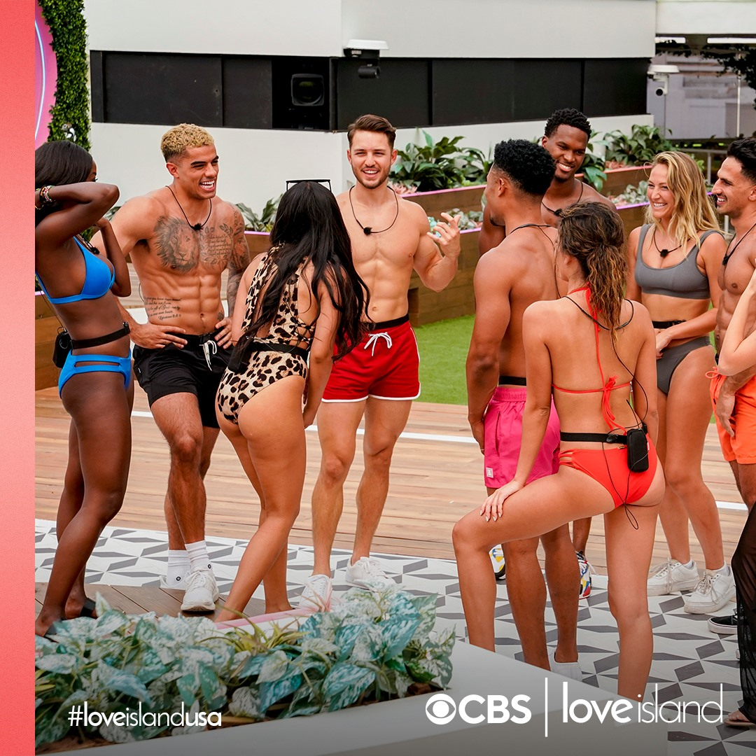 NOW ON #CBS6: Now on #CBS6: Need an escape? Thought you might. 😉 Catch an all-new #LoveIslandUSA right now. https://t.co/11vEA6uJJv