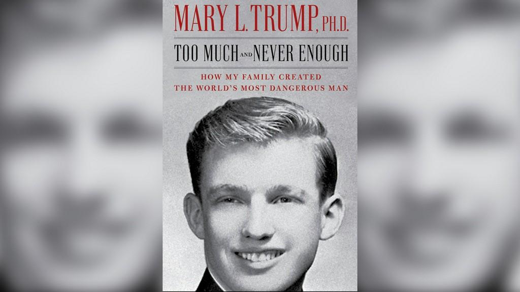 Mary Trump sues President Trump, family claiming fraud 7ny.tv/3kQ21fR