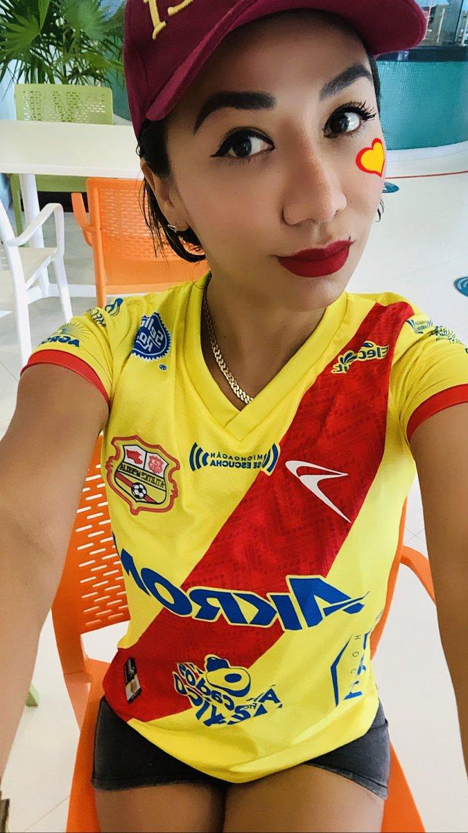 Diceeee 1,2,3 Morelia @C_A_Morelia @Keukamx #amarillo #rojo #amorelia https://t.co/AAaFArE6YA