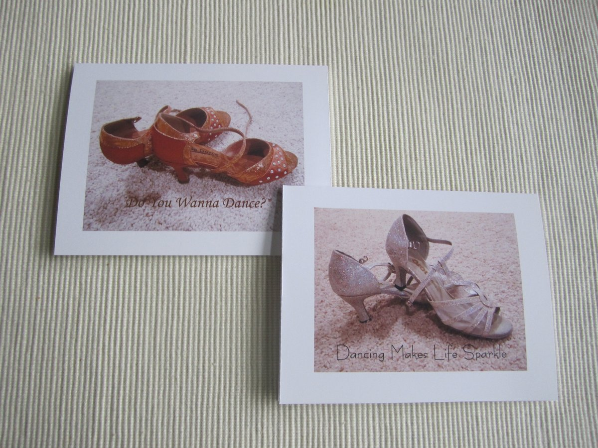 DANCE - Ballroom Dance - It's All About the Dance - Two Design Duo Note Cards - Blank Inside - Free Shipping https://t.co/jDwA72u6ft #TMTinsta #EtsyTeamUNITY #Handmade #fineartforsale #DanceTeacher https://t.co/uv3MaqYQ5l