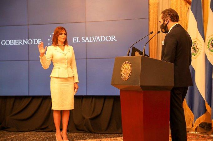 Bukele nombra embajadora en EEUU a seguidora de Domingo Monterrosa, autor de la masacre El Mozote