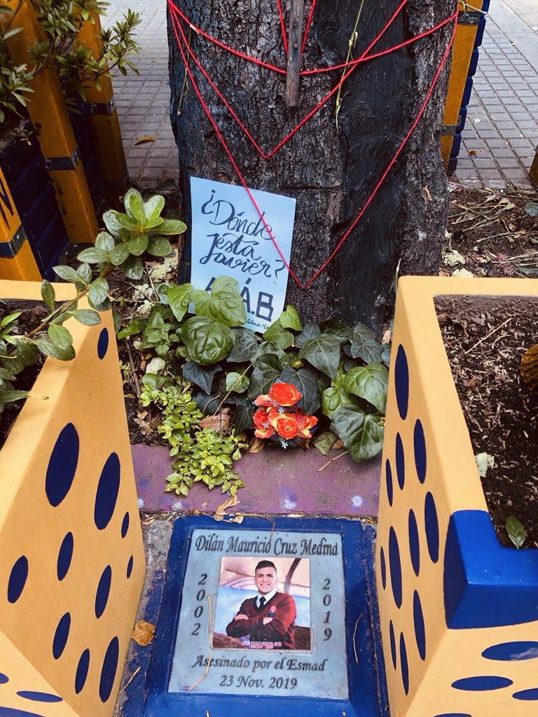 10 meses desde la muerte de Dilan Cruz a manos de agente del ESMAD. https://t.co/pt5xx80LP7