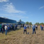 LDC's annual community update included a bus tour of participating BBB properties for 43 graziers, landholders, scientists and stakeholders to see works and finished remediation. Pip Courtney was guest speaker at the dinner function. @envirogov @GBRFoundation #LDC @nqregister