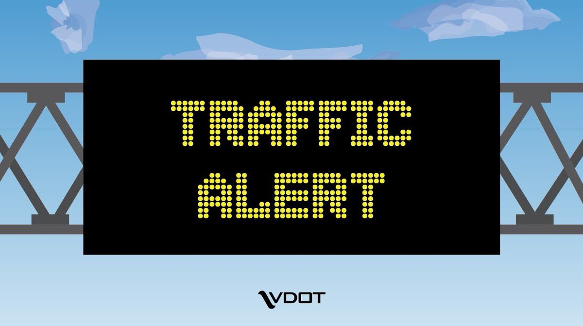 RT @VaDOTRVA: Route 288 north (Chesterfield) - All northbound lanes are closed near Midlothian Turnpike (mile marker 20) due to a crash.   Use alternate routes and expect delays. https://t.co/f2Loa017uX